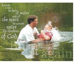 Born Again Christian